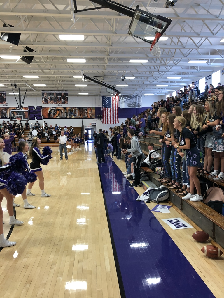 Pep Session 2019