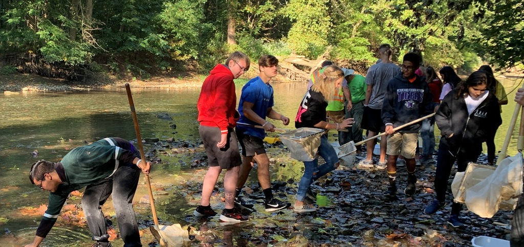 Wildcat Creek Cleanup