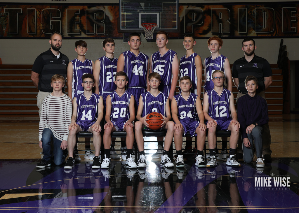 Freshman Boys Basketball 2019-20